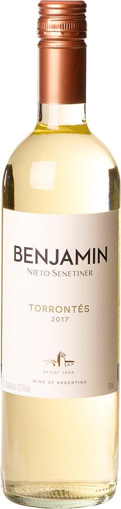 Vinho Branco Benjamin Nieto Torrontes
