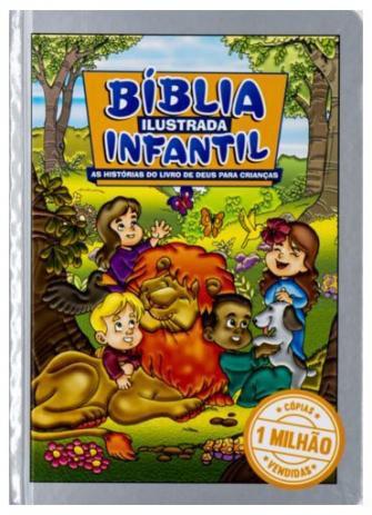 A Bíblia Ilustrada Infantil