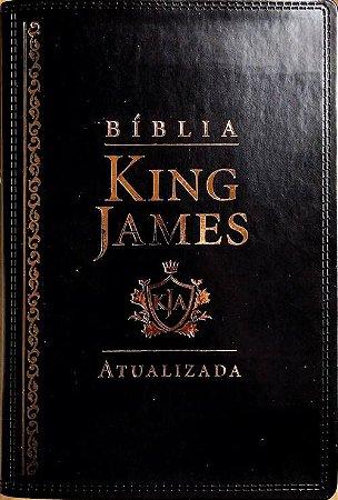 Bíblia De Estudo King James Atualizada