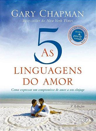 LIVRO AS 5 LINGUAGENS DO AMOR (EDIÇÃO DE BOLSO)