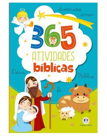 LIVRO 365 ATIVIDADES BÍBLICAS