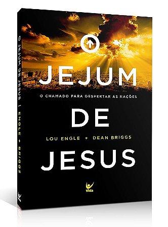 LIVRO O JEJUM DE JESUS