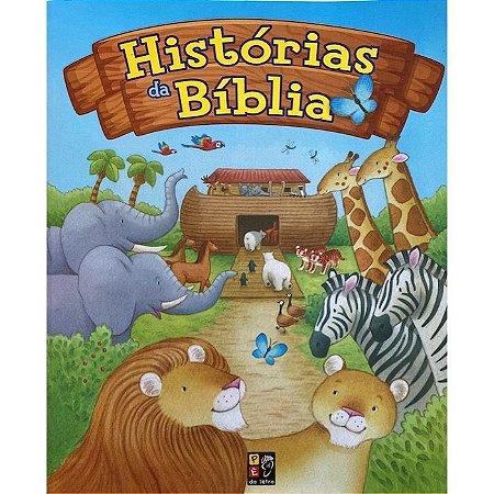 LIVRO HISTORIAS DA BIBLIA