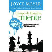 LIVRO CAMPO DE BATALHA DA MENTE PARA ADOLESCENTES