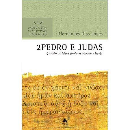 LIVRO 2 PEDRO E JUDAS COMENTARIOS EXPOSITIVOS