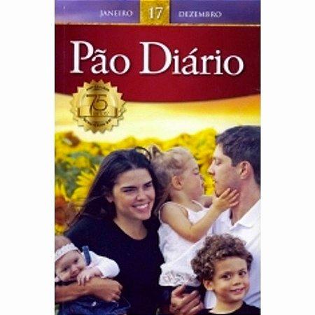 LIVRO PAO DIARIO VOL 17 CAPA FAMILIA