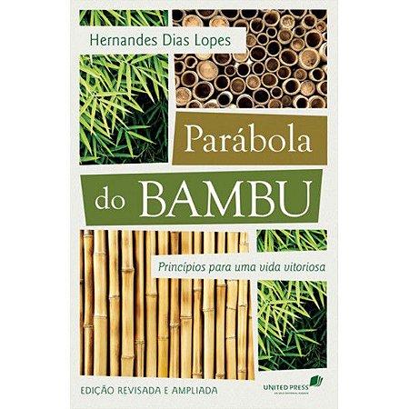 LIVRO PARABOLA DO BAMBU