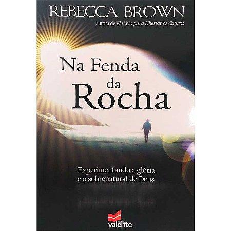 LIVRO NA FENDA DA ROCHA
