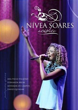 DVD NIVEA SOARES ACUSTICO