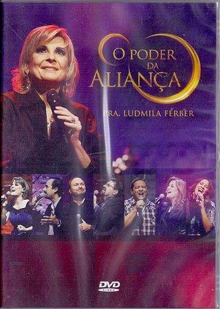 DVD LUDMILA FERBER O PODER DA ALIANCA