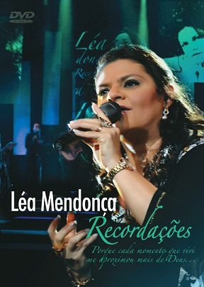 DVD LEA MENDONCA RECORDACOES