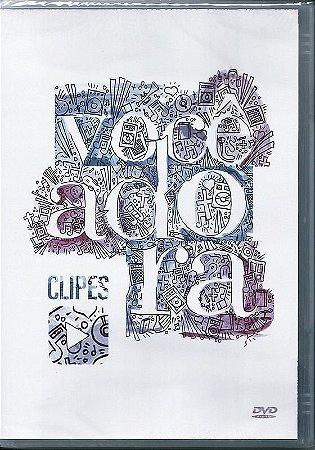 DVD VOCE ADORA CLIPES