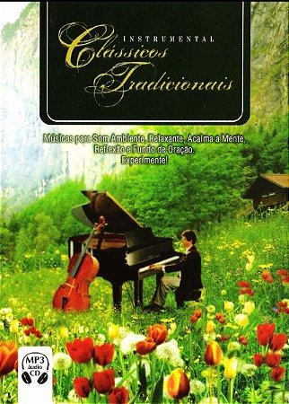 CD MP3 INSTRUMENTAL CLASSICOS TRADICIONAIS