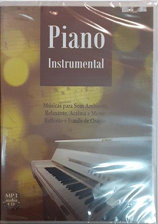 CD MP3 INSTRUMENTAL PIANO