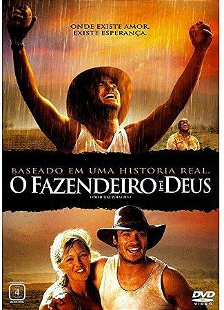 DVD FILME O FAZENDEIRO E DEUS