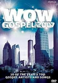 DVD WOW GOSPEL 2007