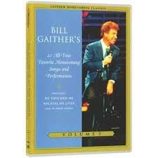 DVD BILL GAITHERS HOMECOMING CLASSICS