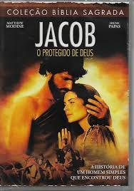 DVD COLECAO BIBLIA SAGRADA  JACOB O PROTEGIDO DE DEUS