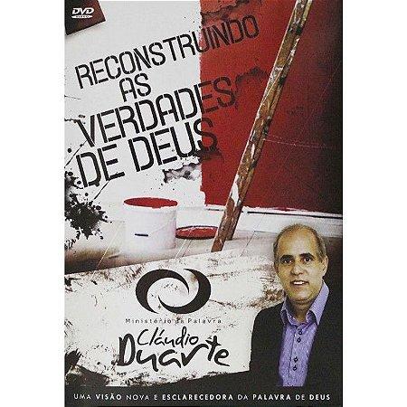 DVD RECONSTRUINDO AS VERDADES DE DEUS