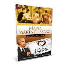 DVD MARIA MARTA E LAZARO