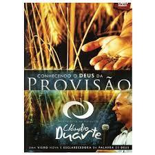 DVD CONHECENDO O DEUS DA PROVISAO