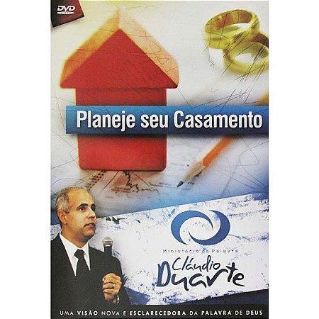 DVD PLANEJE SEU CASAMENTO