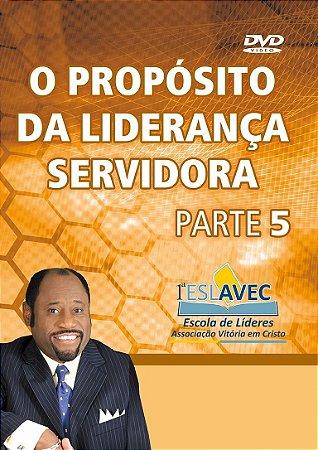 DVD MYLES MUNROE O PROPOSITO DA LIDERANCA SERVIDORA PARTE 5