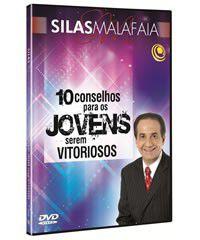 DVD 10 CONSELHOS PARA OS JOVENS SEREM VITORIOSOS
