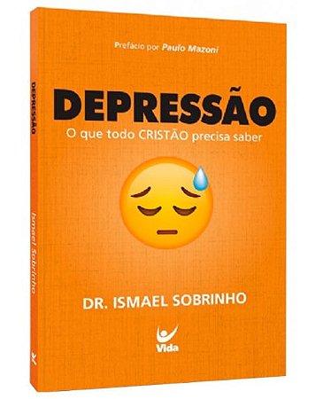 Livro Depressão Dr.Ismael Sobrinho