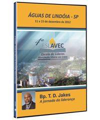 DVD A JORNADA DALIDERANCA