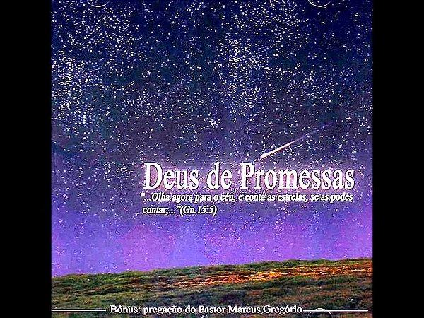 CD MINISTERIO APASCENTAR DE NOVA IGUACU DEUS DE PROMESSAS