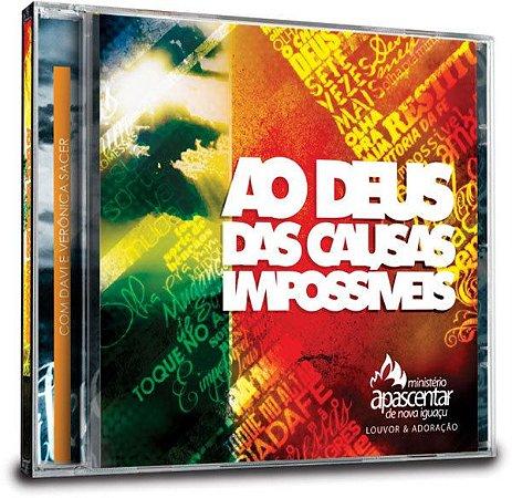 CD MINISTERIO APASCENTAR DE NOVA IGUACU AO DEUS DAS CAUSAS IMPOSSIVEIS