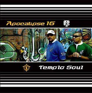 CD APOCALIPSE 16 TEMPLO SOUL