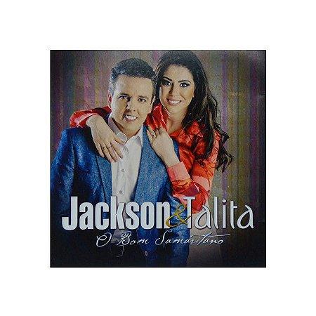 CD JACKSON E TALITA O BOM SAMARITANO