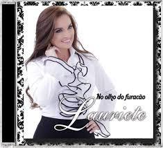 CD LAURIETE NO OLHO DO FURACAO