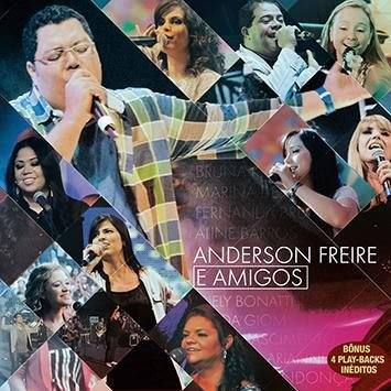 CD ANDERSON FREIRE E AMIGOS