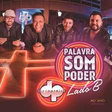 CD DISCOPRAISE LADO B PALAVRA SOM E PODER AO VIVO