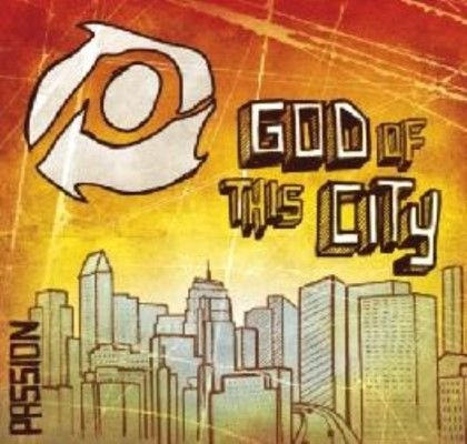 CD PASSION GOD OF THIS CITY