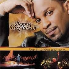 CD DONNIE MCCLURKIN LIVE IN LONDON AND MORE