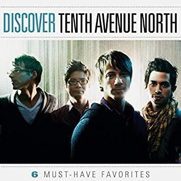 CD DISCOVER TENTH AVENUE NORTH