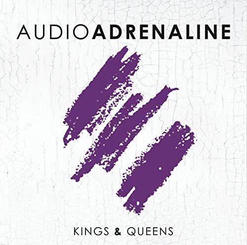 CD AUDIOADRENALINE KINGS E QUEENS
