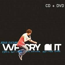 CD E DVD JESUS CULTURE WE CRY OUT