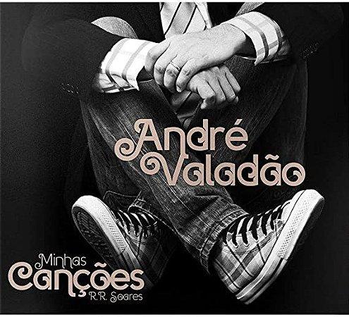 CD ANDRE VALADAO MINHAS CANCOES