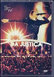 DVD DIANTE DO TRONO SOL DA JUSTICA