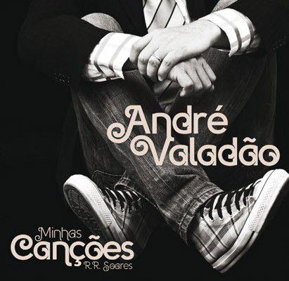 CD PLAYBACK MINHAS CANÇÕES ANDRE VALADÃO
