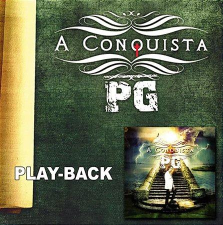 CD A CONQUISTA PG PLAYBACK