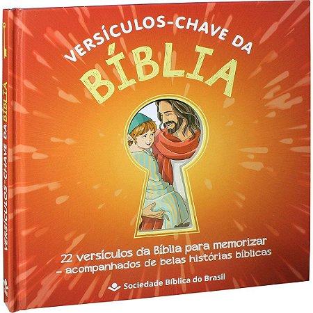 Livro Versículos-chave da Bíblia