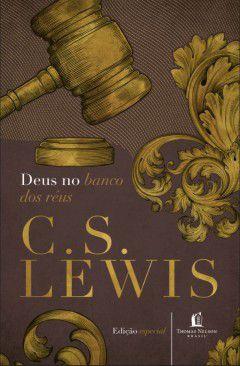 Livro Deus no banco dos réus C.S Lewis