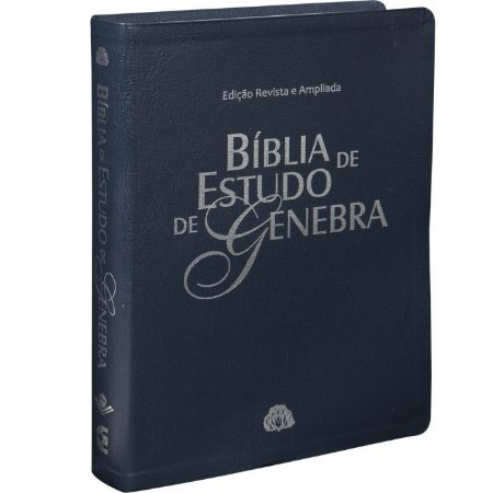 Bíblia de Estudo de Genebra RA   Preta