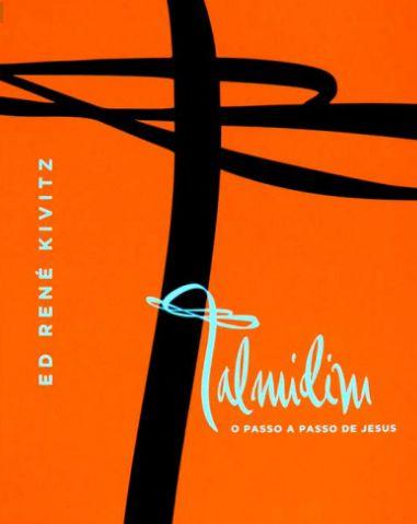 Livro Devocional Talmid O Passo a passo de Jesus  Ed. Rene Kivitz 